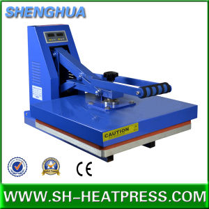 Manual High Pressure T-Shirt Printing Machine 40X40cm 40X50cm 40X60cm pictures & photos