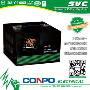 SVC-E Servo-Type Automatic Voltage Regulator/Stabilizer pictures & photos