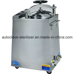 Clinic Vertical Autoclave Medical Autoclave Sterilizer for Sale