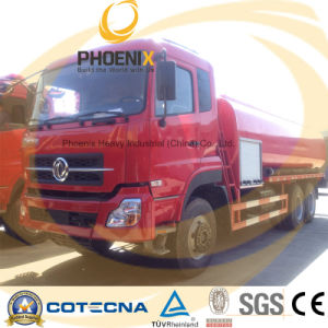 Dongfeng 6X4 Water Tank Fire Fighting Truck with Cummins Engine pictures & photos
