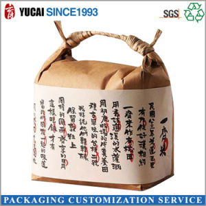 2.5 Kg, 5 Kg Rice Bags Paper Cartons Fertilizer Bags Zhongzidai Packaging of Agricultural Products pictures & photos