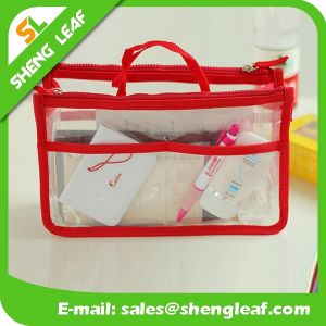 Custom Transparent PVC Cosmetic Bag