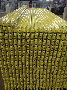 Ringlock System Scaffolding Ledger Yellow Painted / Powder Coated High Quality pictures & photos