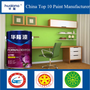 Hualong Anti Formaldehyde Elasticity Interior Wall Paint pictures & photos