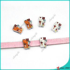 Animal Horse Slide Charms for Animal Theme Bracelet (SC16040928)