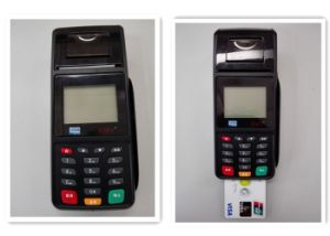 Handheld EMV Approved Biometric POS Terminal pictures & photos
