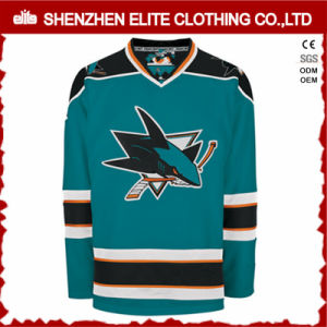 China Cheap Athletic Knit Vintage Hockey Jerseys pictures & photos