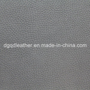 8 Years Anti-Hydrolysis, Sofa PU Leather Qdl-50213 pictures & photos