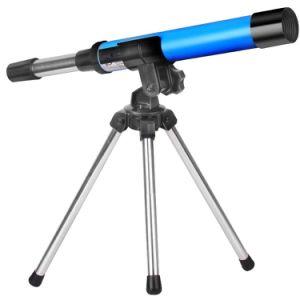 Telescope Kids Educational Science-30az Refractor Scope-Portable Small  Telescope Tripod