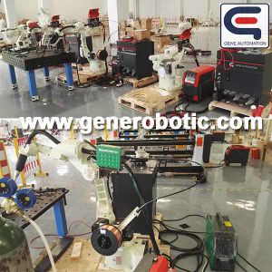 TIG Welding Robot -Suzhou Gene Automation Co , Ltd  -Arc