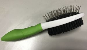 Double-Side Pet Dog or Cat Grooming Tools Brush
