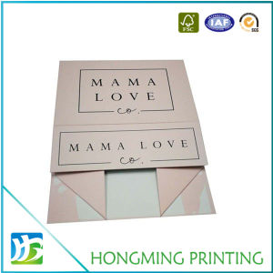 Custom Made Foldable Design Magnetic Gift Box pictures & photos