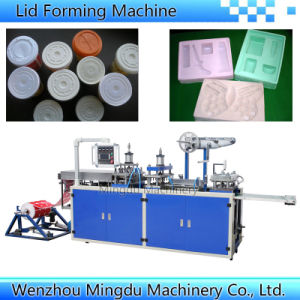 Plastic Making Machine for Milk/Paper Cup/Cola Cup Lid Products pictures & photos
