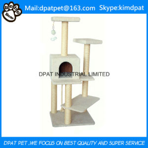 Activity Centre Bed Toys Kitten Pet Protect China Made Sisal Cat Tree