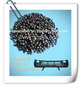 Opta SEBS/PP EPDM Based TPE/TPV Rubber for Auto Parts pictures & photos