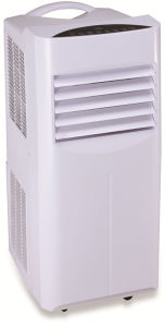 Portable Self-Evaporate System Air Conditioner for Mobile House