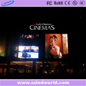 P10 Outdoor SMD Mobile LED Display Screen Panel for Advertising pictures & photos