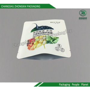 Plastic 3 Side Seal Laminated Packaging for Facial Mask or Food pictures & photos