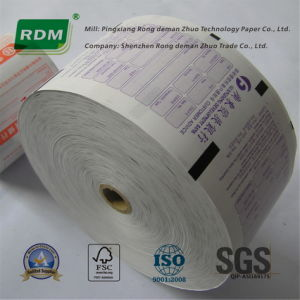 ATM Thermal Paper Rolls for ATM Terminals pictures & photos