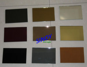 Top Quality Colored Glass Mirror Wholesales pictures & photos