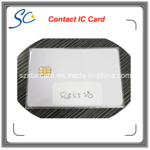Blank Chip Card with Sle5542/5528