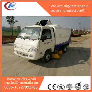Forland High Pressure Cleaning Truck Road Wash Sweeper Truck pictures & photos