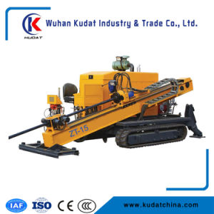 Hydraulic Horizontal Directional Drilling Rig (KDP-15DL) pictures & photos