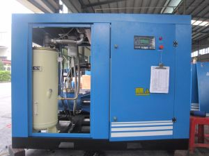 Rotary Middle Capacity Oil Flooded Screw Air Compressor (KD55-08) pictures & photos