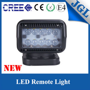 30W LED Remote LED Light 4D 360 Degree Rotatable