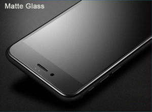 Top Sale Premium Anti Glare Front and Back Tempered Glass Screen Protector for iPhone 7