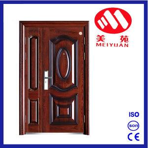 Factory Price Safety Iron Main Exterior Door Son-Mother Door  sc 1 st  Zhejiang Haojun Industry \u0026 Trade Co. Ltd. & China Factory Price Safety Iron Main Exterior Door Son-Mother Door ...
