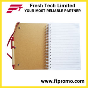 Promotional Gift Notebook with Your Logo Printing pictures & photos