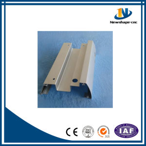 Customized Shapes Aluminium Extruded