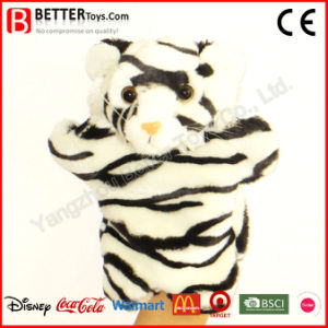 Stuffed Tiger Toy Plush Animal Hand Puppet for Kids/Children pictures & photos
