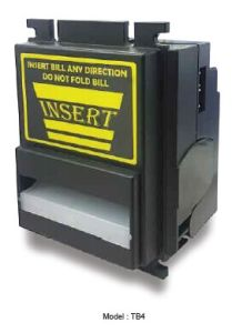 New Design Structure Bill Acceptor
