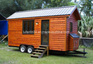 2017 Mobile Trailer House, Small Mobile Trailer Home, Mobile House Trailers  For Sale (TH 032)