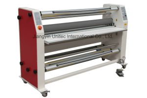 Automatic 1600mm Width Hot and Cold Laminating Machine Laminator Bu-1600rfz-Y