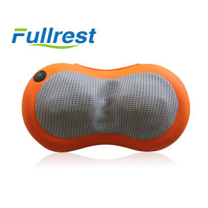 Comfortable Electric Car Shiatsu Neck Massage Pillow pictures & photos
