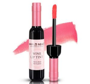 Red Wine Bottle Lip Glaze Do Not Stick Cup Lipstick pictures & photos