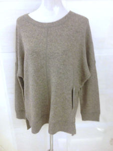 Ladies′ Cashmere Sweater Fashion Pullover Ladies Knitwear Cashmere Sweater