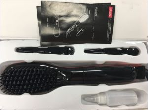 Steam Electric Hair Straightening Comb