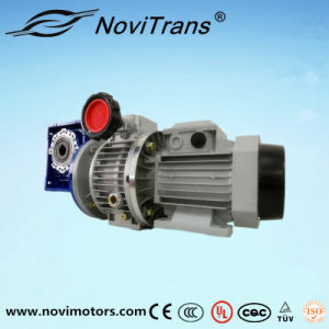 3kw Three Phase Permanent Magnet Synchronous Motor with Speed Governor and Decelerator (YFM-100/GD) pictures & photos