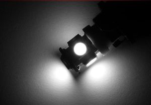 LED Auto Lamp T10-5SMD-5050-W