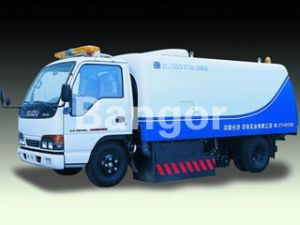 Municipal Environmental Equipment - Road Sweeper (ZLJ5051TSL)