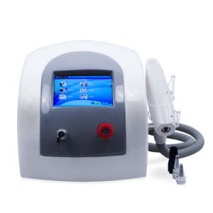 Laser Tattoo Removal Machine Price ND YAG Laser Hair Removal Machine YAG Laser Machine pictures & photos