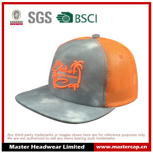 Baseball Cap Mesh Cap for Adults with Embroidery Logo on Front