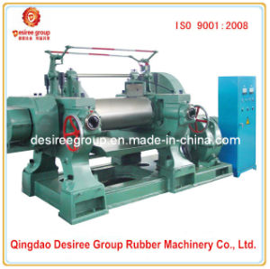Nice Competitive Rubber Plastic Rubber Mixing Mill Xk-450