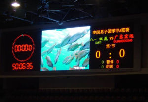 Information Showing LED Display