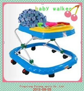 2013 High Quality Blue Baby Walker (bw-008)