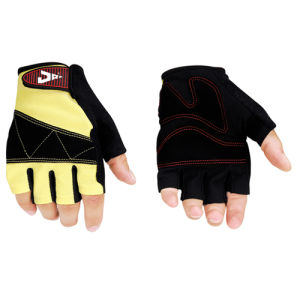 Half Finger Cycling Bike Fitness Fashion Sports Glove pictures & photos